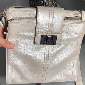 Tignanello crossbody bag.